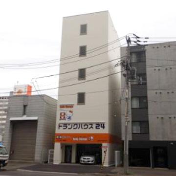 トランクハウス24札幌南六条
